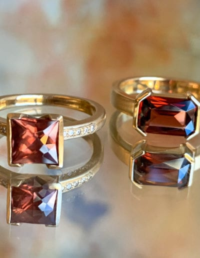 gifts that give back ethical jewelry zircon ring