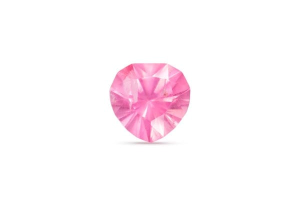 heart pink spinel ethical for sale