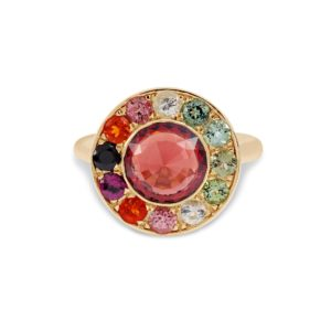 unique colorful ethical jewelry ring