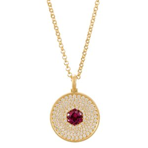 diamond necklace gifts that give back ethical jewelry