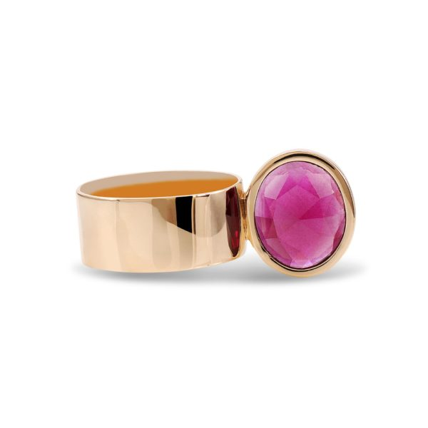 perched ring ethical jewelry gifts that give back